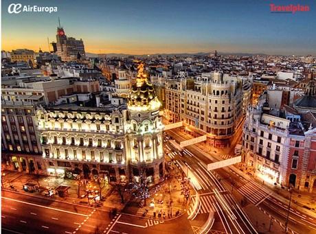 Promoção Mix Fm Dia Dos Pais Em Madrid