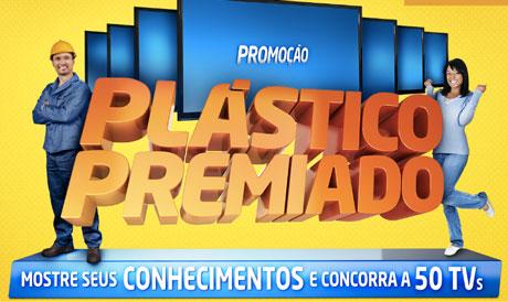 Promoção Plástico Premiado