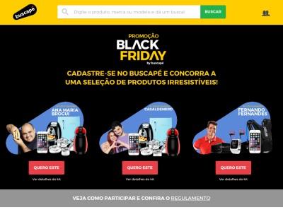 Promoção Buscapé Black Friday