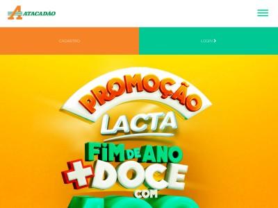 Promoção Lacta Fim De Ano + Doce Com 100 Mil