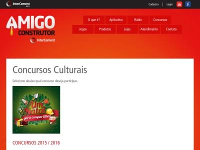 Concurso Cultural Um Natal Para Compartilhar