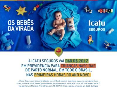 Promoção Os Bebês Da Virada