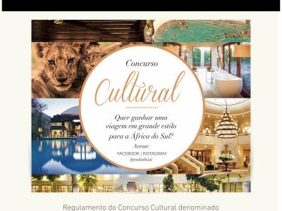 Concurso Cultural África Do Sul Em Grande Estilo