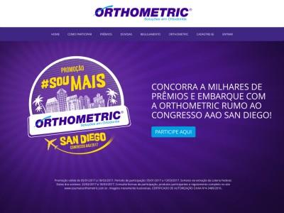 Promoção Sou Mais Orthometric