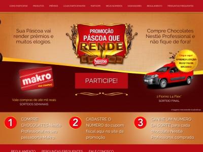 Promoção Nestlé Páscoa Que Rende