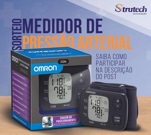 Sorteio: Monitor De Pressão Arterial Digital!
