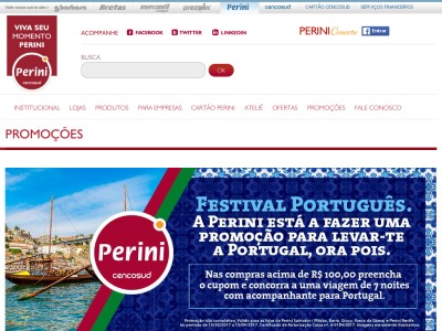 Promoção Festival Português