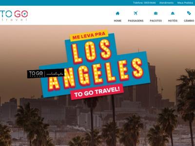 Promoção Me Leva Para Los Angeles To Go Travel