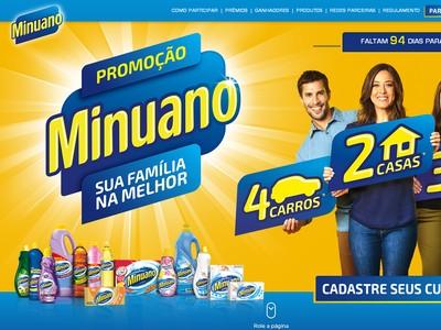 Promoção Minuano 2017: Ganhe Uma Casa E Mais!