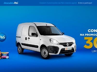 Promoção P&g: Ganhe Um Renault Kangoo 0 Km!