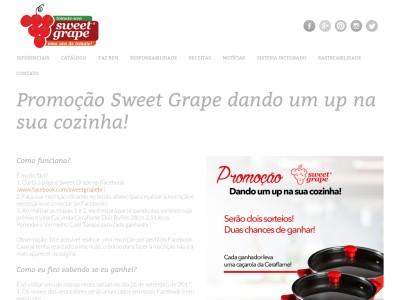 Promoção Sweet Grape Dando Um Up Na Sua Cozinha