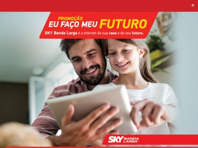 Promoção Sky Eu Faço Meu Futuro