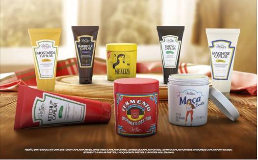 Sorteio: Kit Capilar Portier Gourmet Collection – Participe!