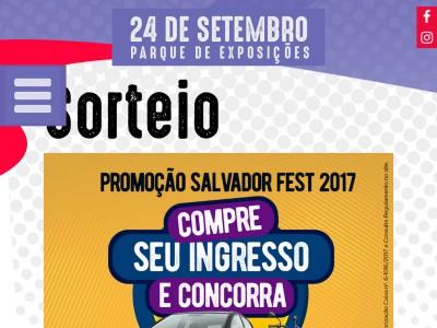 Promoção Salvador Fest