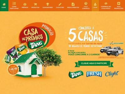 Promoção Casa De Prêmios Tang
