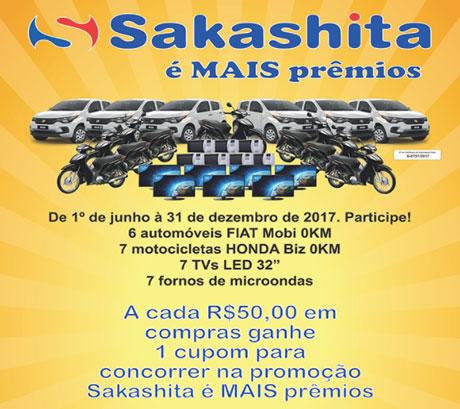 Promoção Sakashita ?? Mais Prêmios