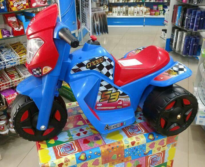 Sorteio: Concorra A Uma Motocicleta Infantil – Participe!
