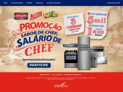 Promoção Sabor De Chef, Salário De Chef