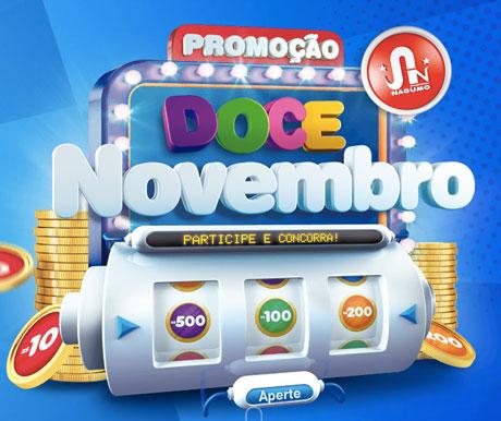 Promoção Doce Novembro