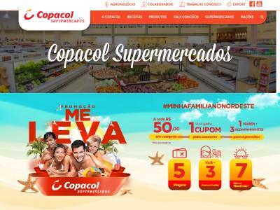 Promoção Me Leva Copacol Supermercados