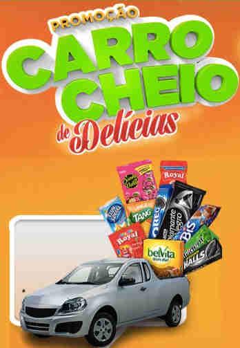 Promoção Carro Cheio De Delícias