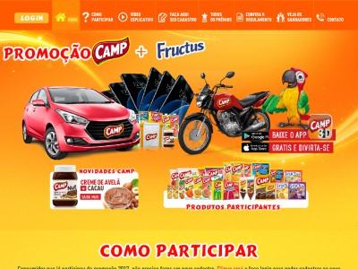 Promoção Camp E Fructus