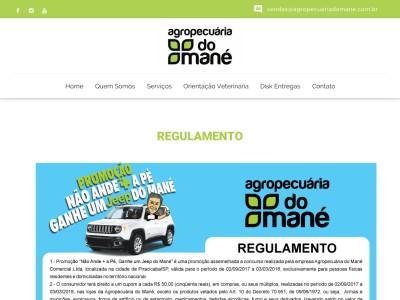 Promoção Não Ande + A Pé, Ganhe Um Jeep Do Mané