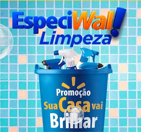 Promoção Walmart Sua Casa Vai Brilhar