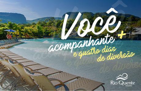 Concurso Cultural Sua Família No Rio Quente Resorts