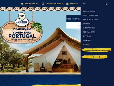 Promoção Andorinha Viagem Para Portugal Ninguém Faz Igual