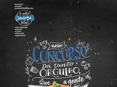Promoção O Melhor Sanduba Do Brasil