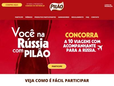 Promoção Você Na Rússia Com Pilão