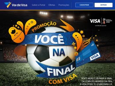 Promoção Você Na Final Com Visa