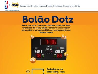 Promoção Bolão Dotz