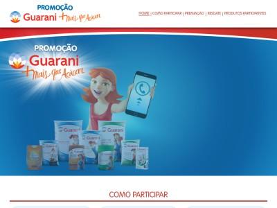 Promoção Guarani Mais Que Açúcar