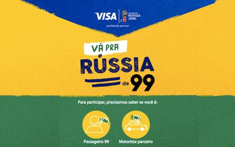 Promoção Vá Pra Rússia De 99