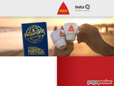 Promoção Passaporte Delta Cafés