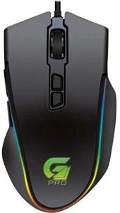 Mouse Gamer Pro Fortrek Mouses (m9 Rgb) - R$65