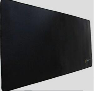 Mousepad Gamer Husky Black Avalanche, Speed, Extra Grande (890x400mm) | R$ 60