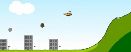 Biplanebomber!