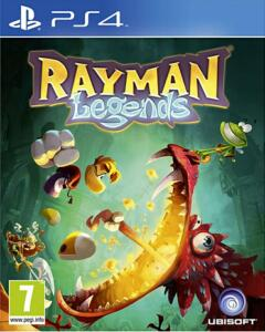Ray Man Legends - Ps4 | R$21