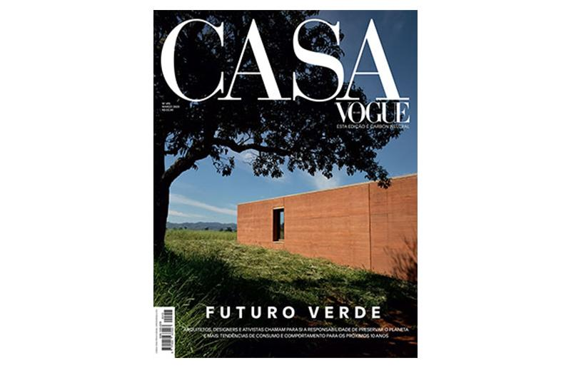 Assinatura Digital Ou Impressa Da Revista Casa Vogue Por 3, 6 Ou 12 Meses