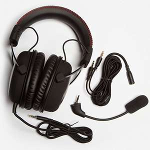 Headset Gamer Cloud Core, Hyper X, Khx-hscc-bk | R$449