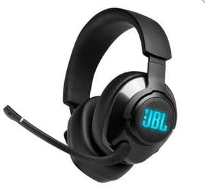 Headset Gamer Jbl Quantum 400, Rgb, Drivers 50mm | R$434