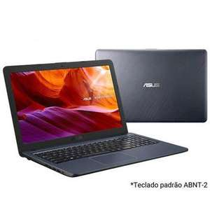 Notebook Asus Vivobook I3-7020u 4gb Ssd 256gb Intel Graphics 620 15,6"