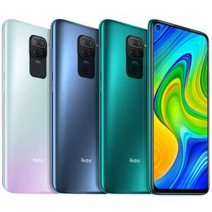 Smartphone Xiaomi Redmi Note 9 Global 4gb + 128gb | R$769