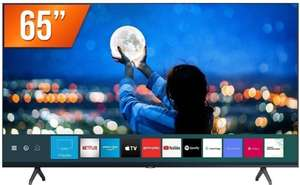 [novo | R$62 Ame] Smart Tv Samsung Crystal 4k 65"